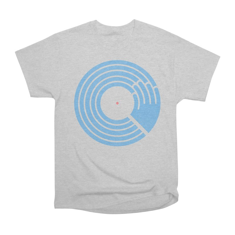 Bring the Noise_white background Men's Heavyweight T-Shirt by Opippi