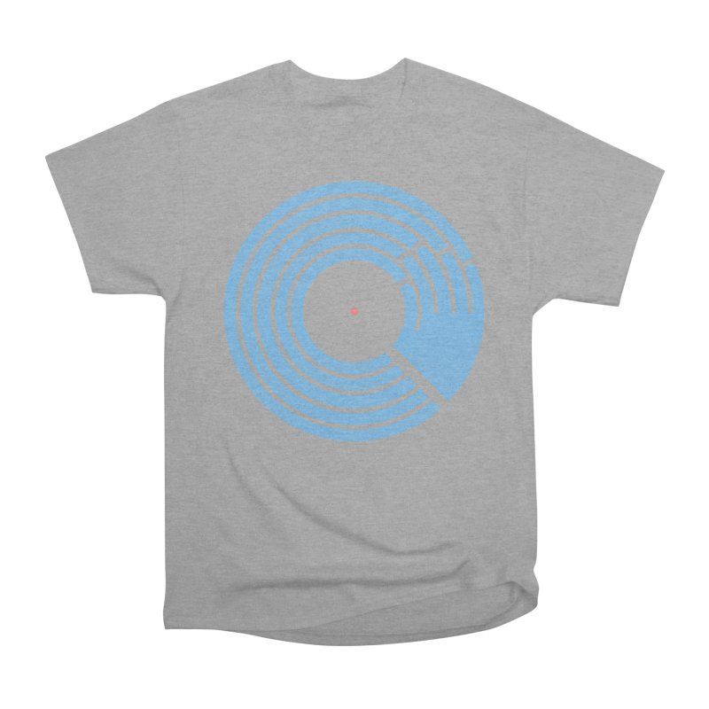Bring the Noise_white background Women's Heavyweight Unisex T-Shirt by Opippi