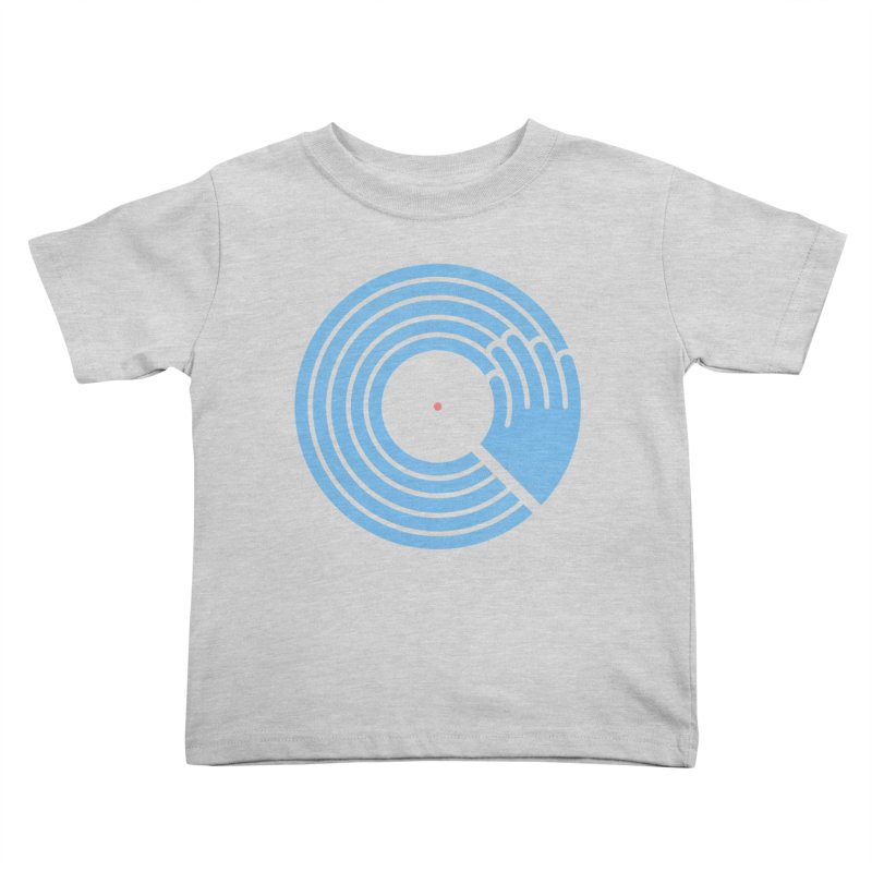 Bring the Noise_white background Kids Toddler T-Shirt by Opippi
