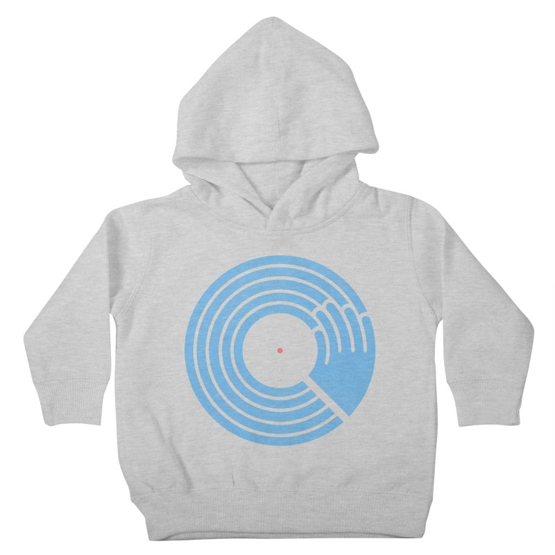 Bring the Noise_white background Kids Toddler Pullover Hoody by Opippi