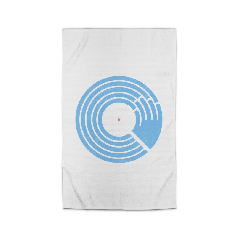 Bring the Noise_white background Home Rug by Opippi