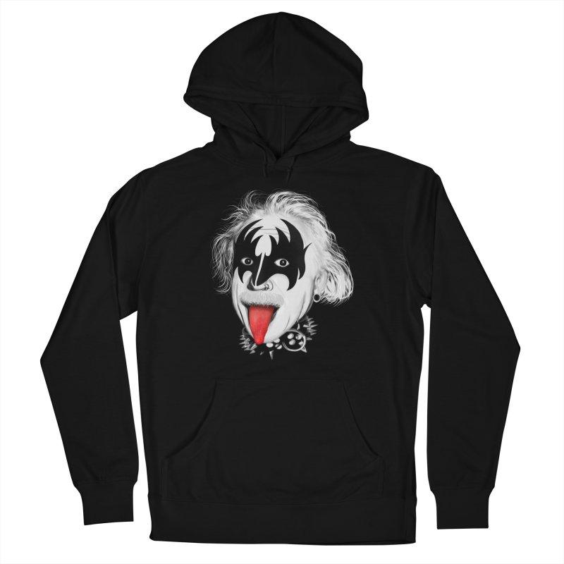 E = Rock & Roll All Nite Women's Pullover Hoody by Opippi