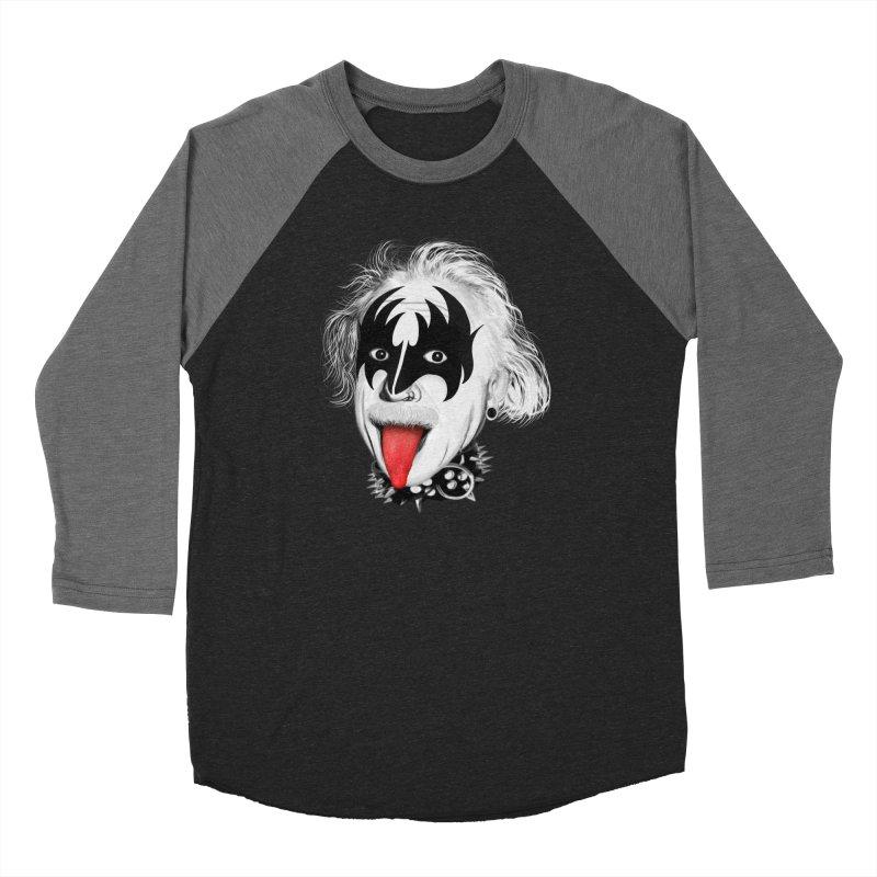 E = Rock & Roll All Nite Women's Longsleeve T-Shirt by Opippi