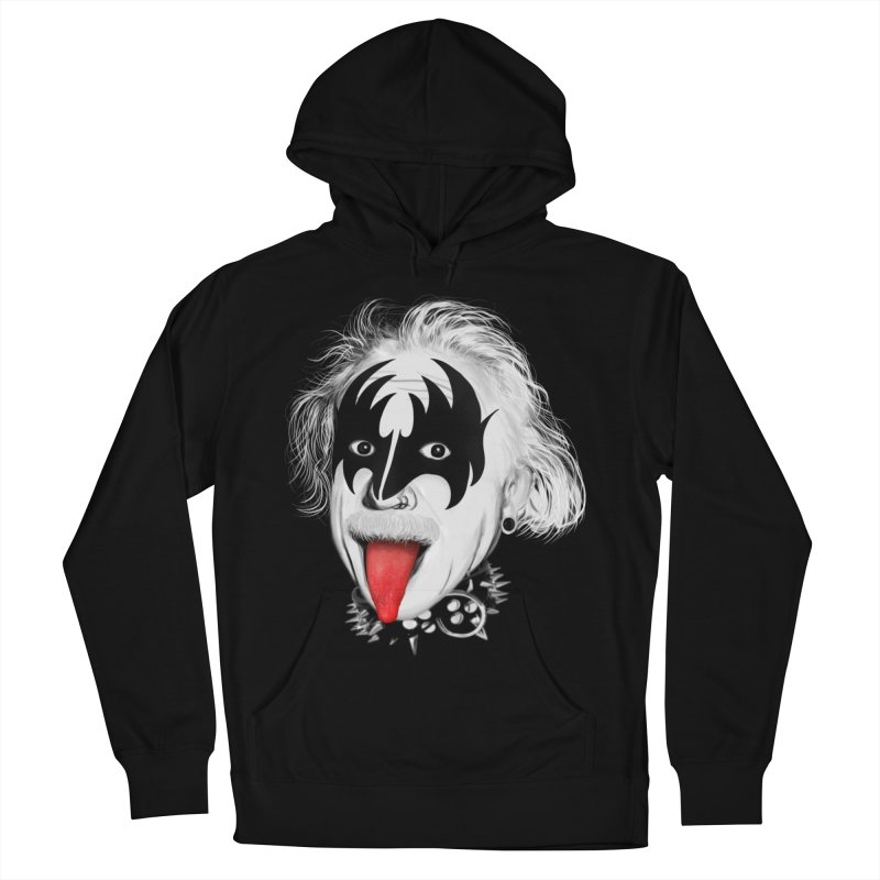 E = Rock & Roll2 Women's French Terry Pullover Hoody by Opippi