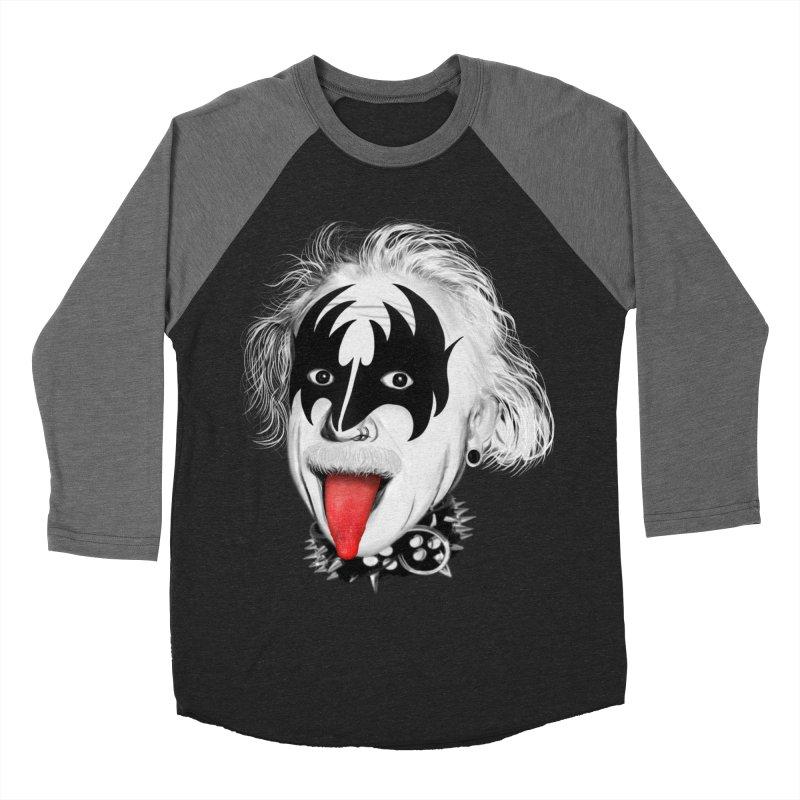 E = Rock & Roll2 Women's Longsleeve T-Shirt by Opippi