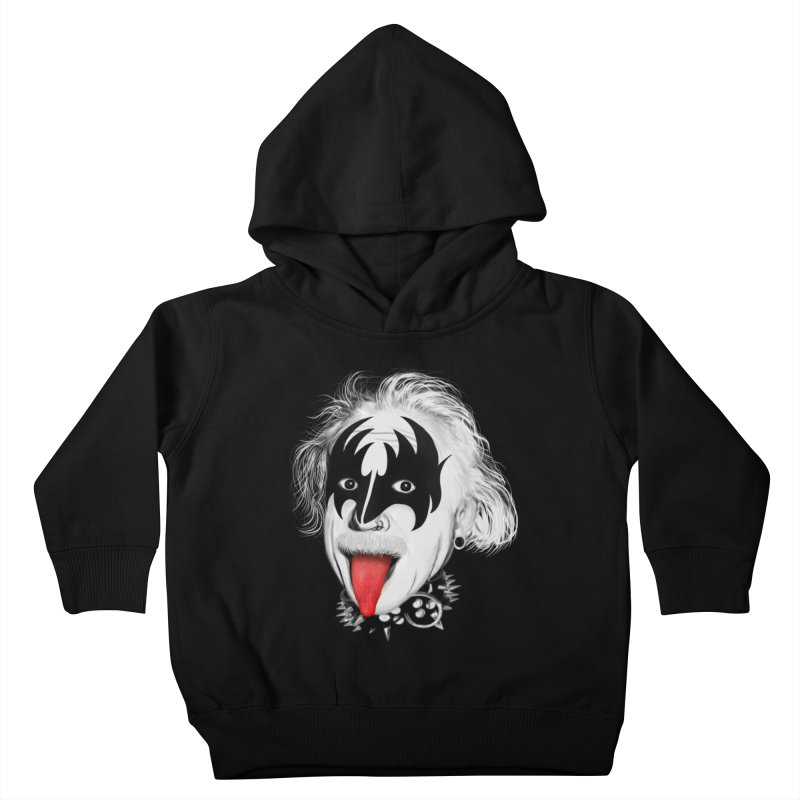 E = Rock & Roll2 Kids Toddler Pullover Hoody by Opippi