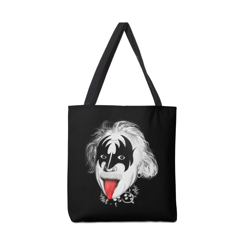 E = Rock & Roll2 Accessories Tote Bag Bag by Opippi