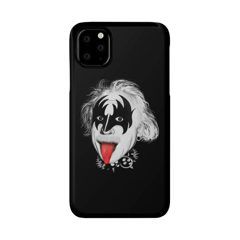 E = Rock & Roll2 Accessories Phone Case by Opippi
