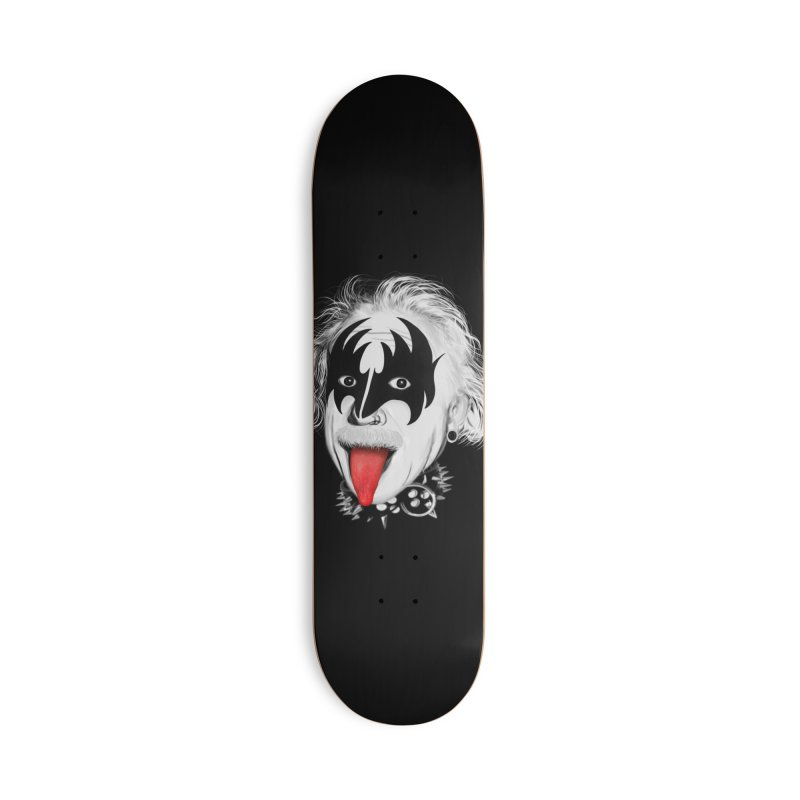 E = Rock & Roll2 Accessories Skateboard by Opippi