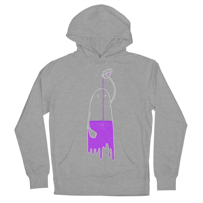 Friday night...CHEERS!!! Men's French Terry Pullover Hoody by Opippi