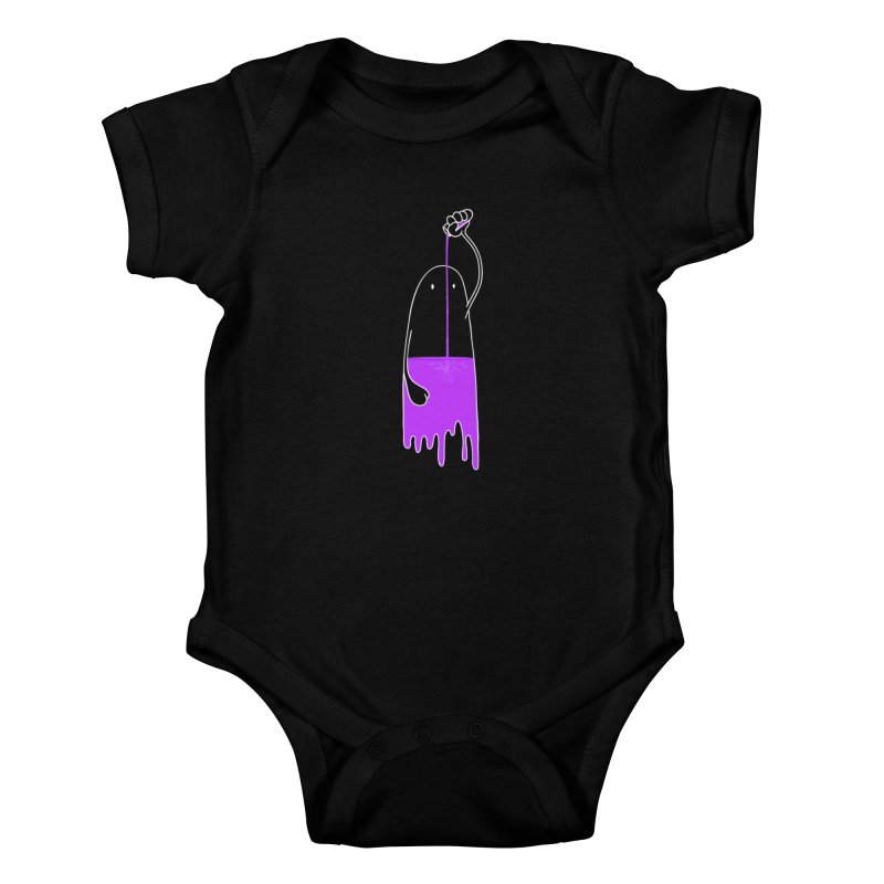Friday night...CHEERS!!! Kids Baby Bodysuit by Opippi