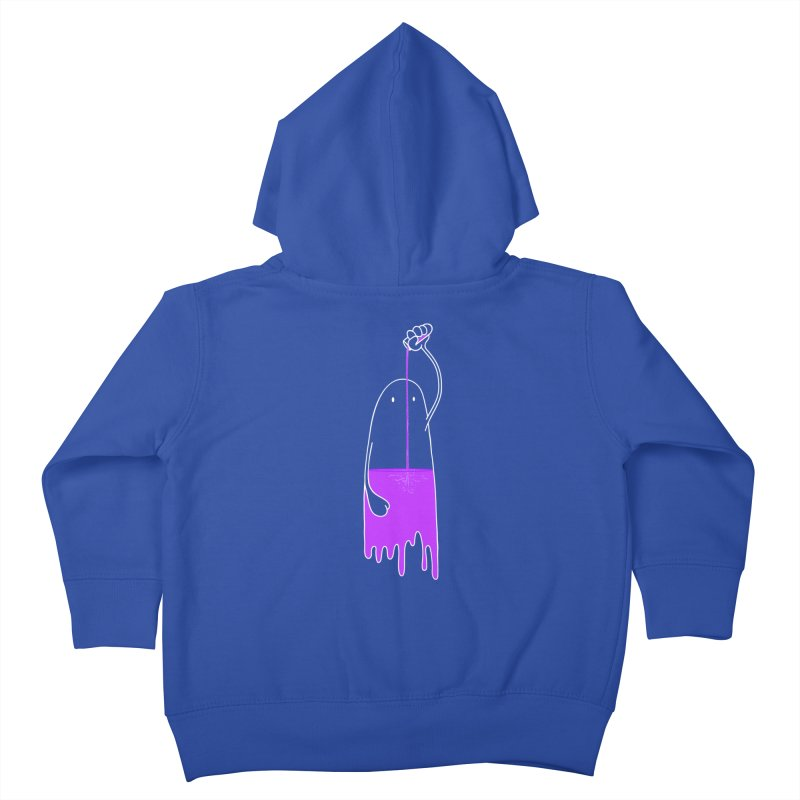 Friday night...CHEERS!!! Kids Toddler Zip-Up Hoody by Opippi