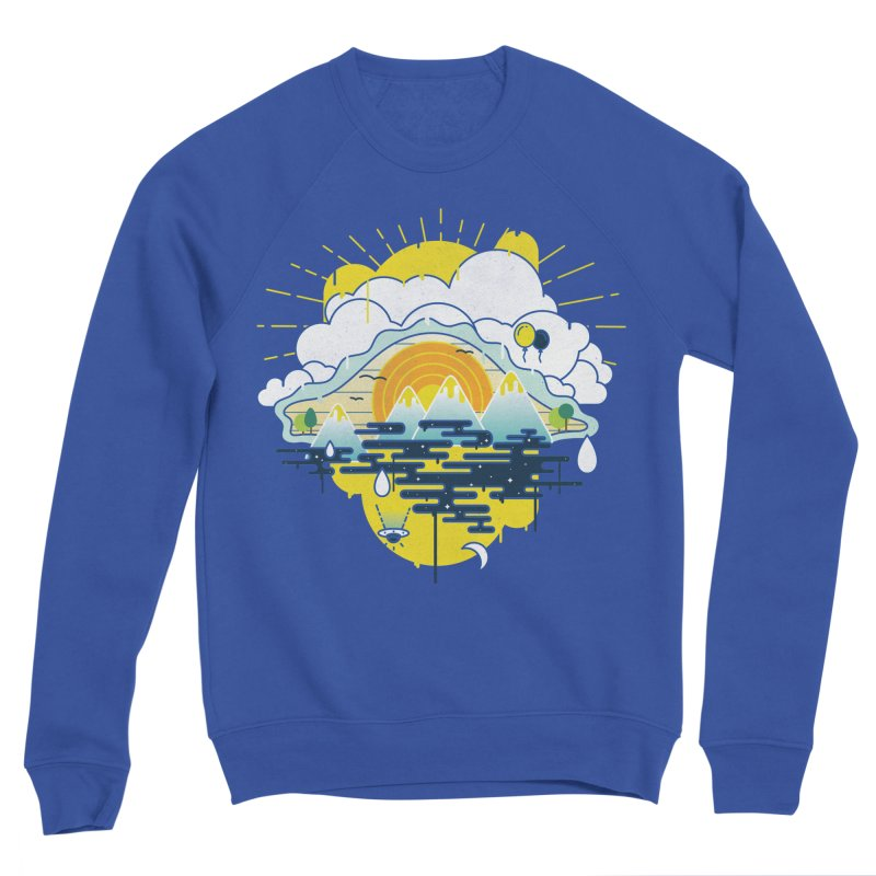 Mother nature is watching you Women's Sweatshirt by Opippi