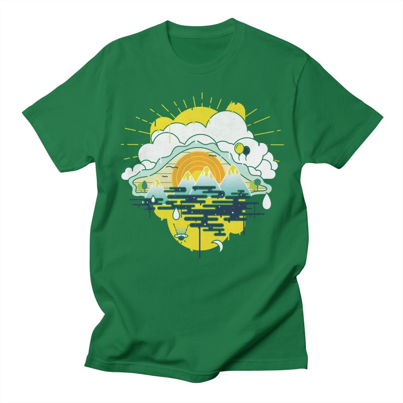 Mother nature is watching you Women's T-Shirt by Opippi