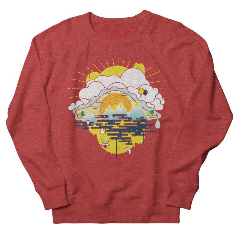 Mother nature is watching you Men's Sweatshirt by Opippi