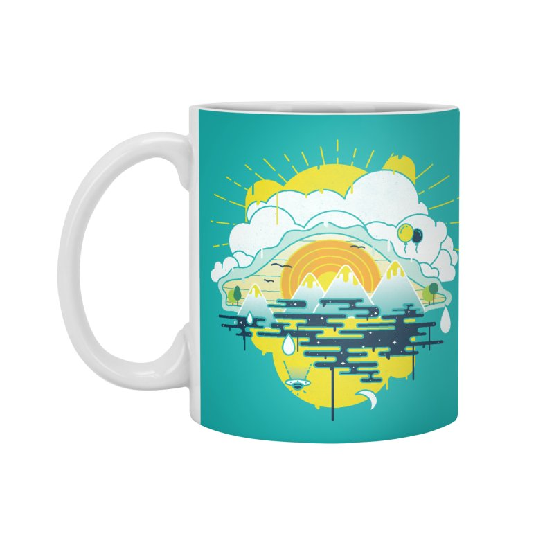 Mother nature is watching you Accessories Mug by Opippi
