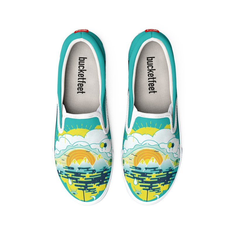 Mother nature is watching you Women's Shoes by Opippi