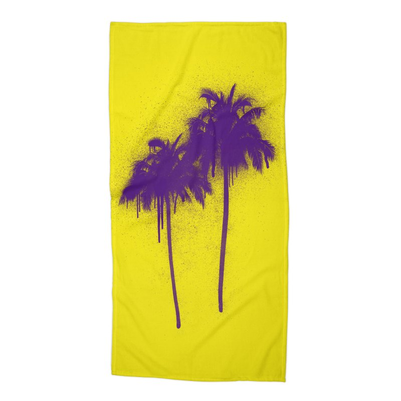 Venice rules Accessories Beach Towel by Opippi
