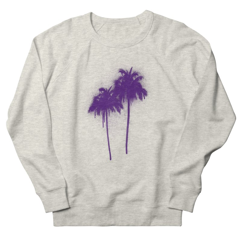 Venice rules Women's French Terry Sweatshirt by Opippi
