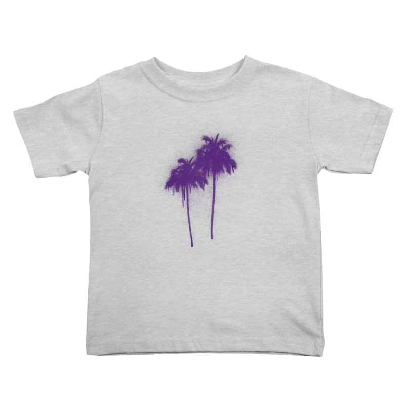 Venice rules Kids Toddler T-Shirt by Opippi