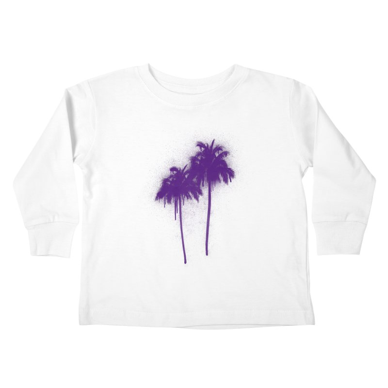 Venice rules Kids Toddler Longsleeve T-Shirt by Opippi