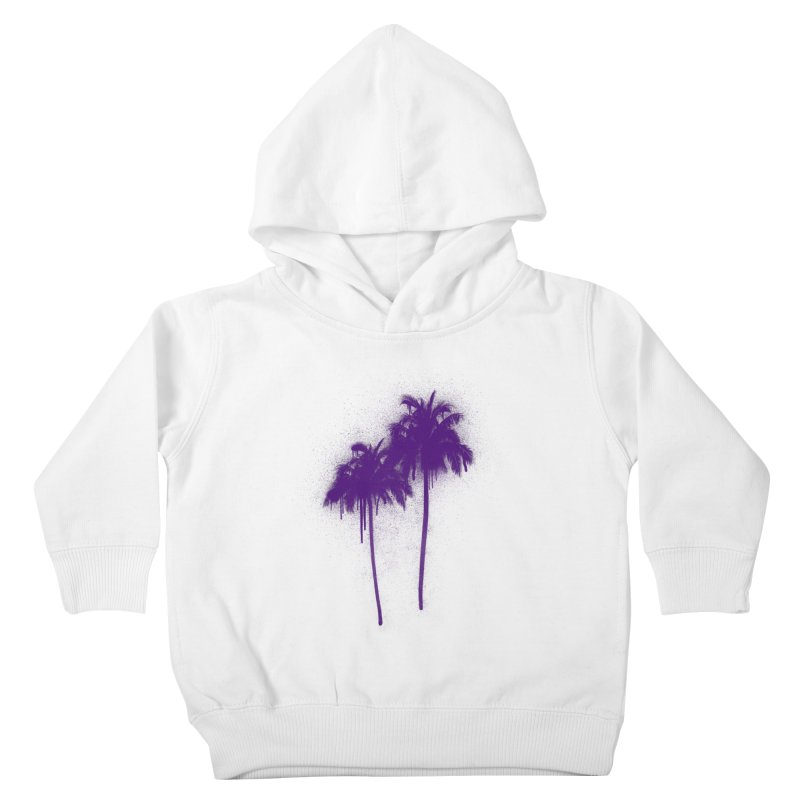 Venice rules Kids Toddler Pullover Hoody by Opippi