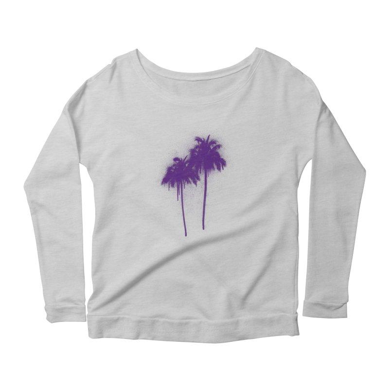 Venice rules Women's Scoop Neck Longsleeve T-Shirt by Opippi