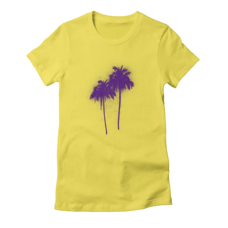 Venice rules Women's Fitted T-Shirt by Opippi
