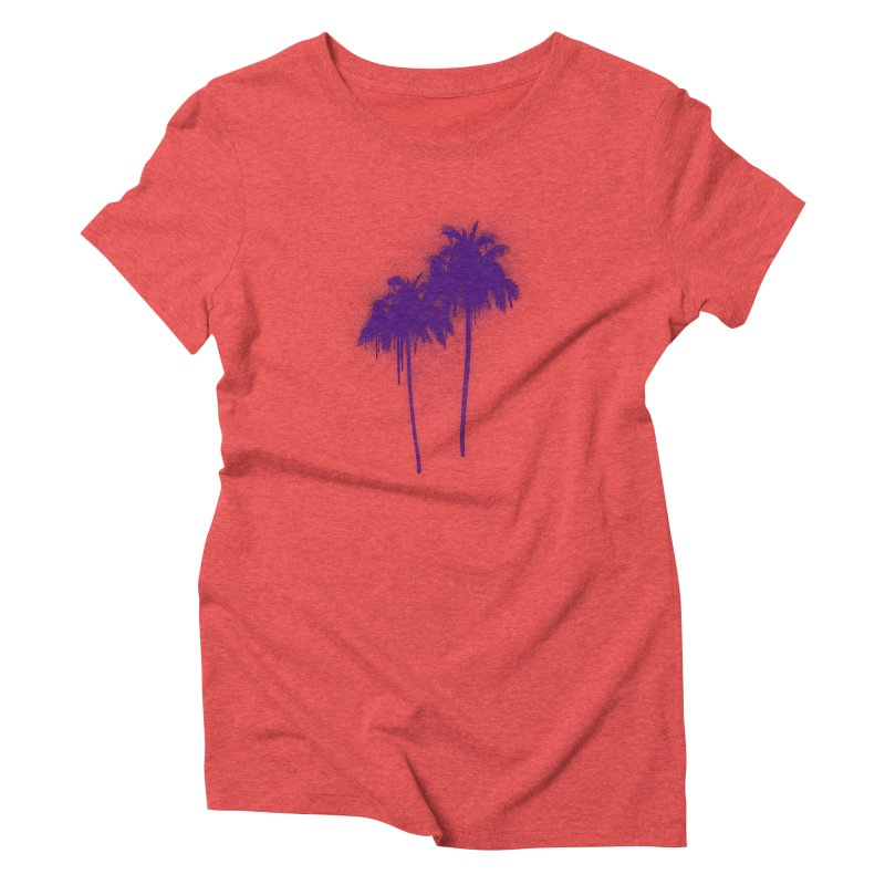Venice rules Women's Triblend T-Shirt by Opippi