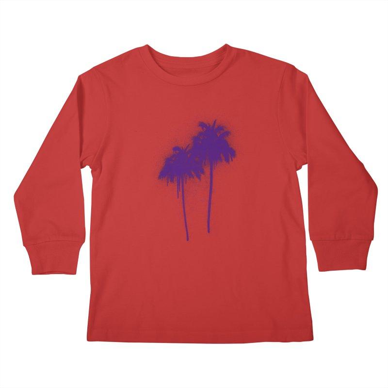Venice rules Kids Longsleeve T-Shirt by Opippi