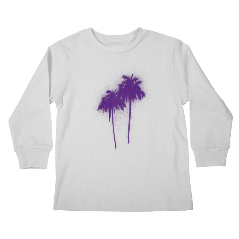Venice rules Kids Longsleeve T-Shirt by Opippi
