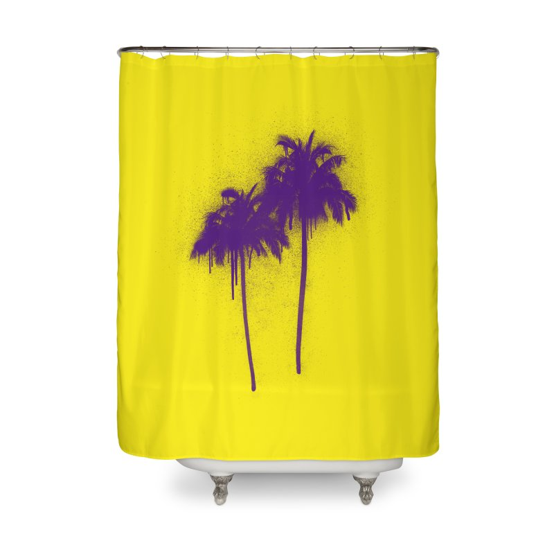 Venice rules Home Shower Curtain by Opippi