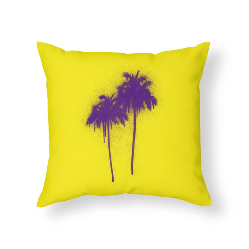 Venice rules Home Throw Pillow by Opippi