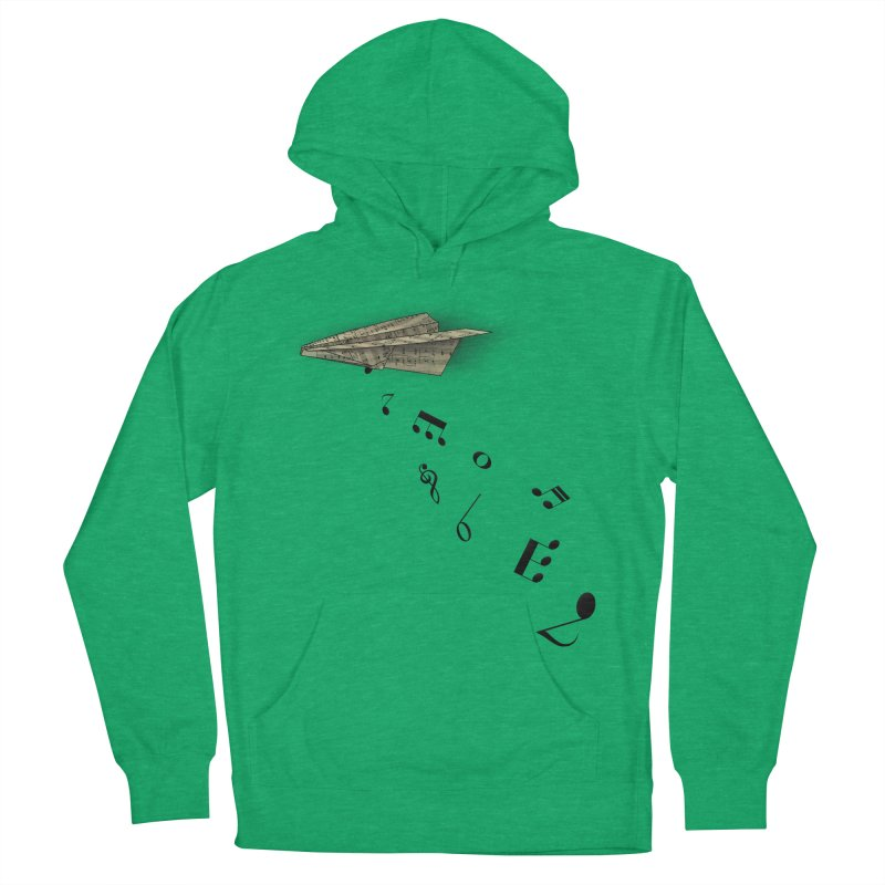 Musical Attack Men's Pullover Hoody by Opippi