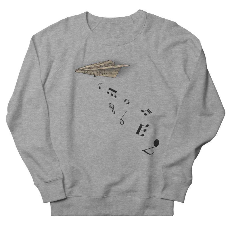 Musical Attack Men's Sweatshirt by Opippi