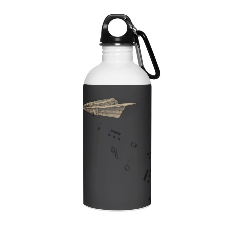 Musical Attack Accessories Water Bottle by Opippi
