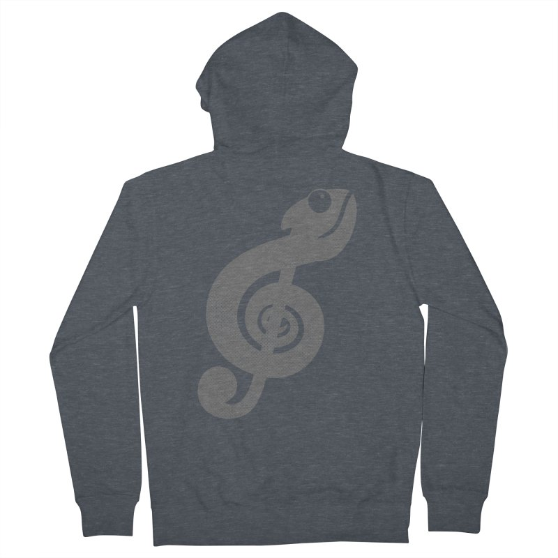 Nature Song Men's French Terry Zip-Up Hoody by Opippi