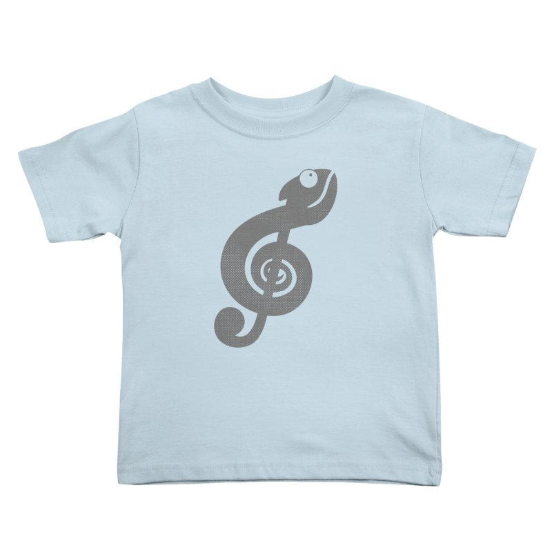 Nature Song Kids Toddler T-Shirt by Opippi