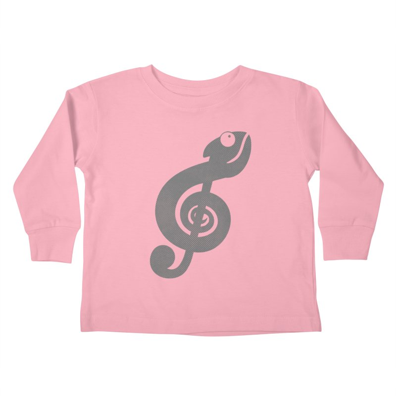 Nature Song Kids Toddler Longsleeve T-Shirt by Opippi