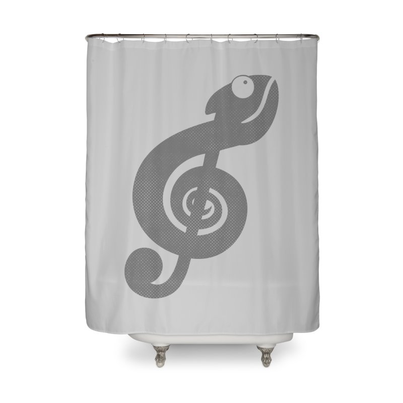 Nature Song Home Shower Curtain by Opippi