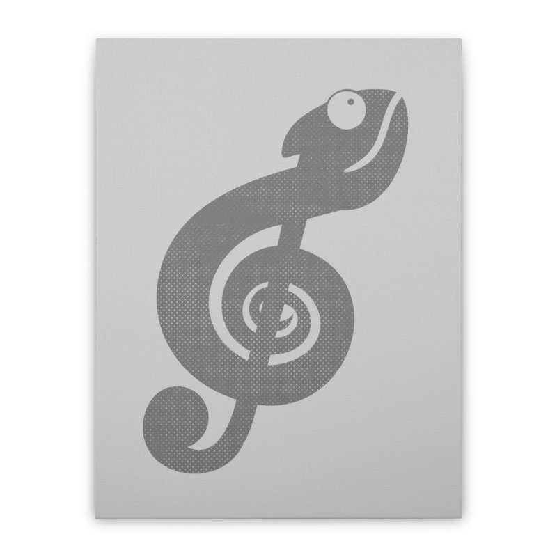 Nature Song Home Stretched Canvas by Opippi