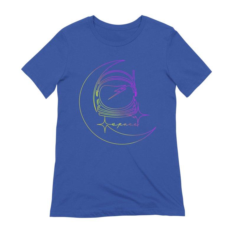 Astroline Women's T-Shirt by Opippi