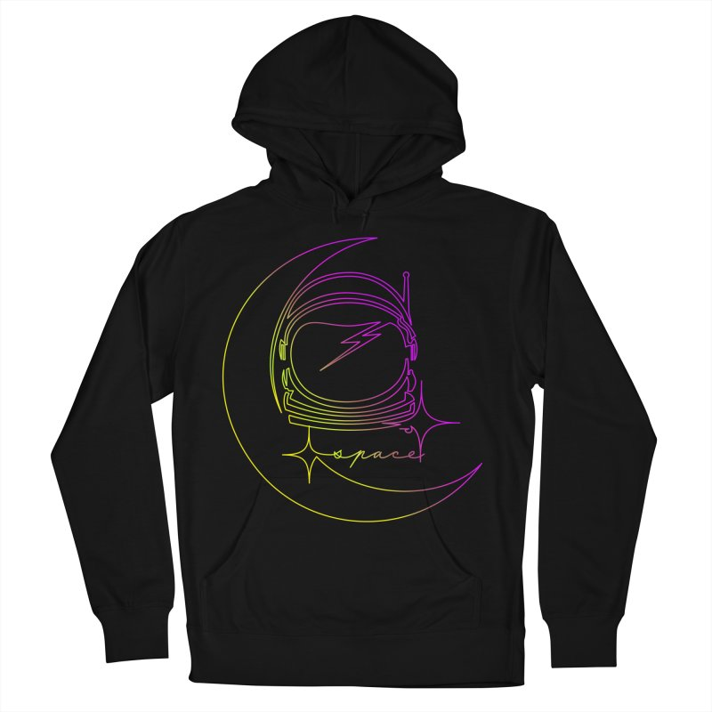 Astroline Men's French Terry Pullover Hoody by Opippi