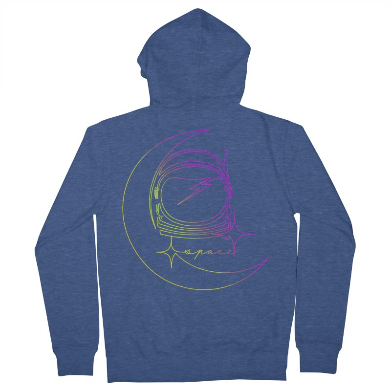 Astroline Women's French Terry Zip-Up Hoody by Opippi