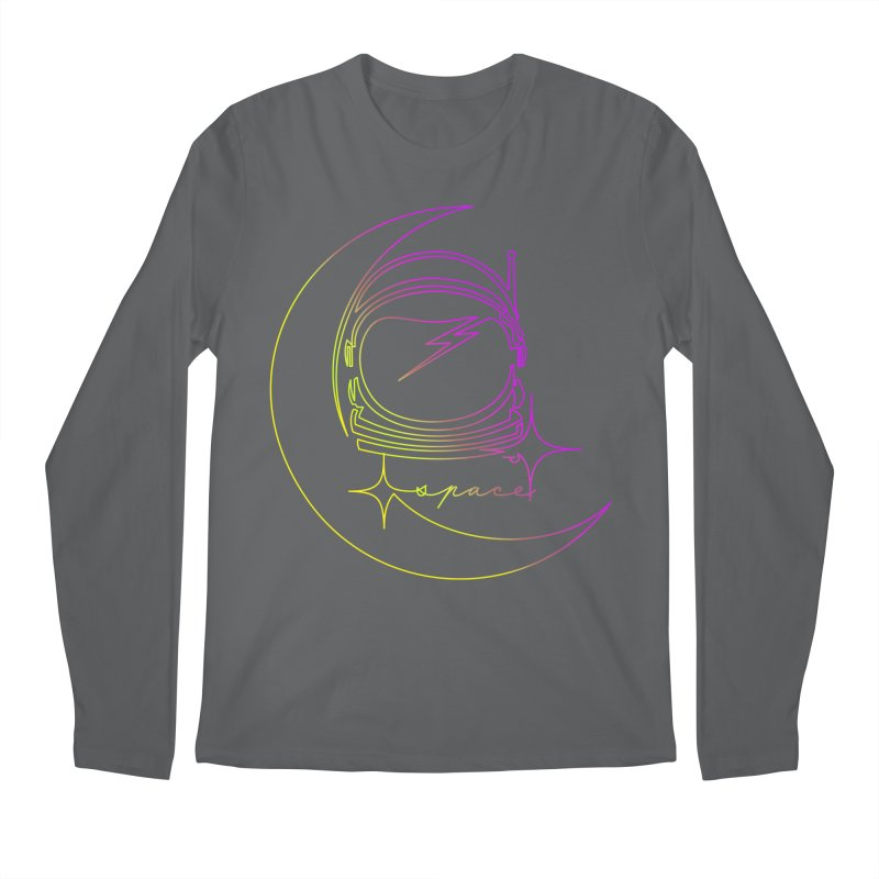 Astroline Men's Longsleeve T-Shirt by Opippi