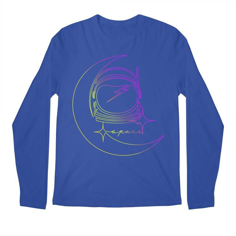 Astroline Men's Longsleeve T-Shirt by Opippi