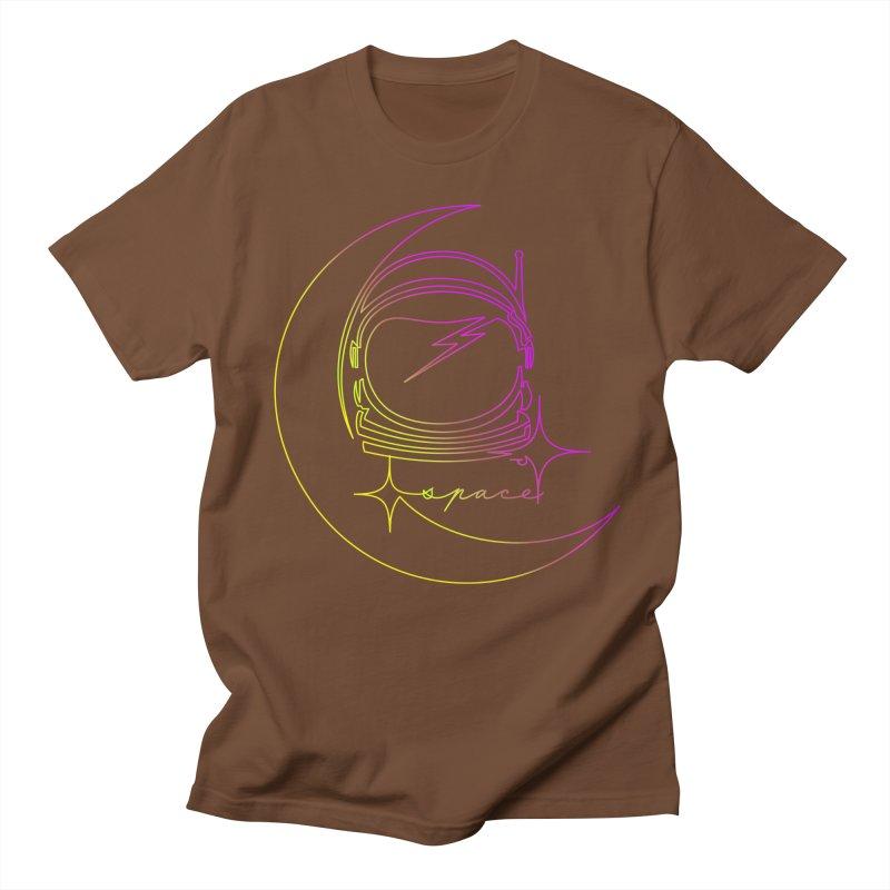 Astroline Men's Regular T-Shirt by Opippi