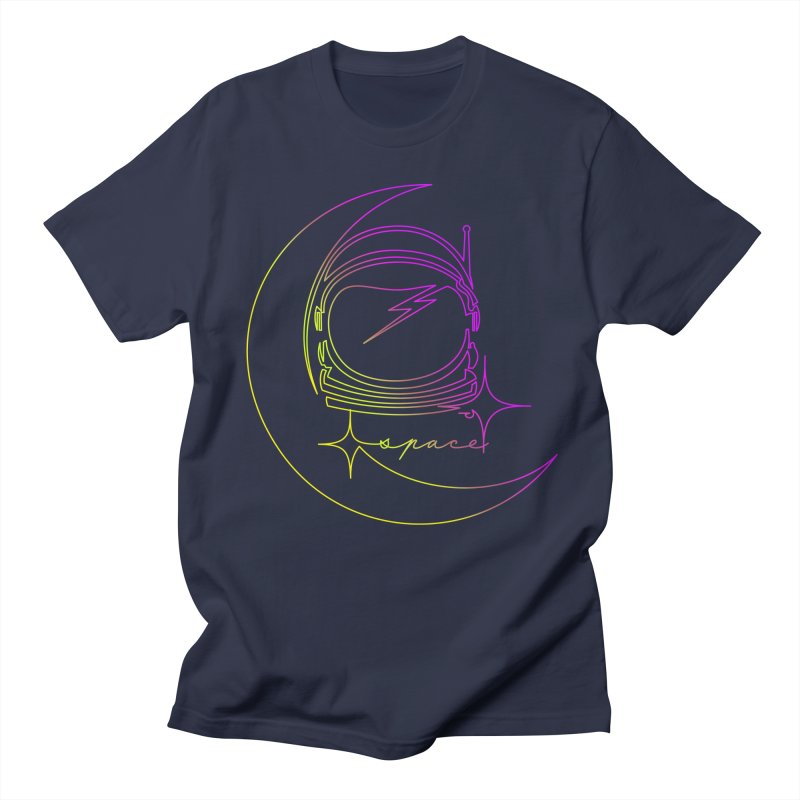 Astroline Women's Regular Unisex T-Shirt by Opippi