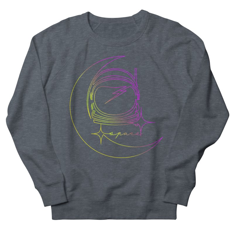 Astroline Men's French Terry Sweatshirt by Opippi