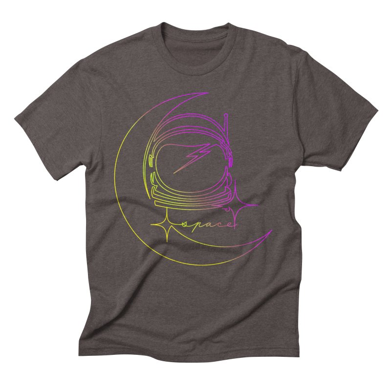 Astroline Men's Triblend T-Shirt by Opippi